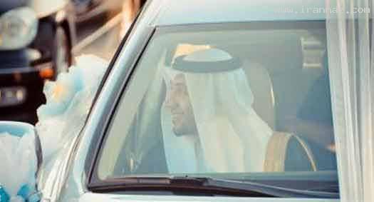 عکس های مراسم ازدواج مداح معروف عربستانی
