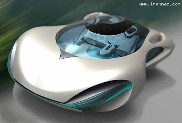 هیجان انگیزترین خودروی سال 2046 !!+تصاویر