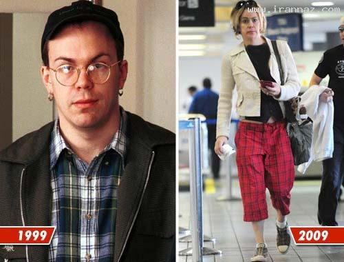 تغییر جنسیت سازنده فیلم معروف ماتریکس! +تصاویر