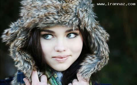 شباهت یک دختر جوان و زیبا به آنجلینا جولی +عکس