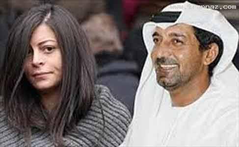 ازدواج جنجالی شاهزاده عرب یا خانم مانکن +عکس