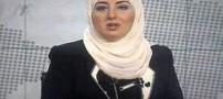حضور اولین زن مجری محجبه در تلویزیون مصر +عکس