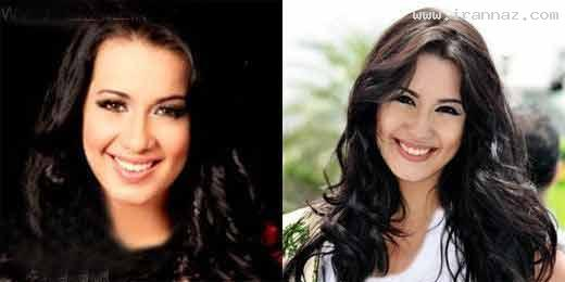 حمله به نخستین دختر زیبا و شایسته فیلیپین +عکس