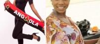 زیبا و شایسته ترین دختر منتخب آنگولا در سال 2012