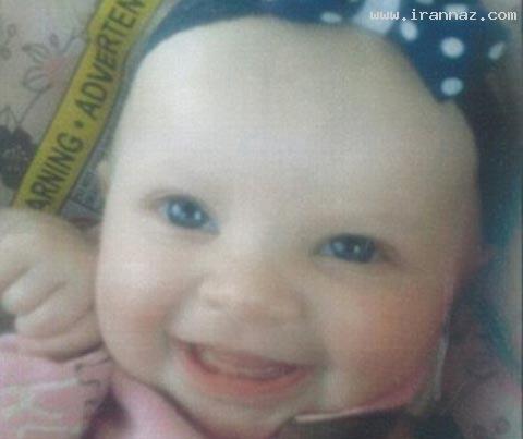 حواس پرتی پدر جوان دلیل مرگ کودک معصوم  +عکس