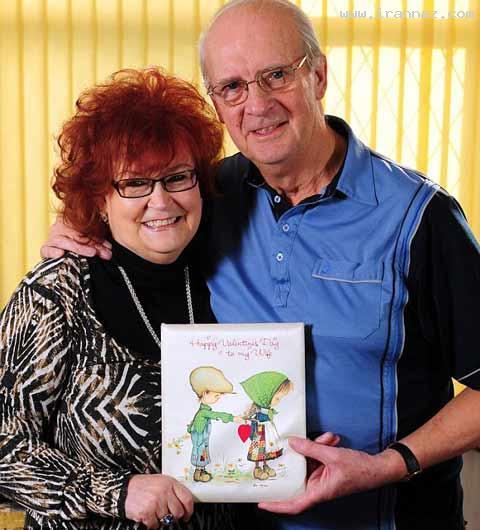 هدیه خاص و بسیار جالب مردی به همسرش! +عکس