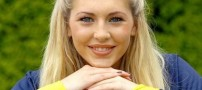 دختر فوتبالیست، بانوی شایسته انگلیس شد +عکس