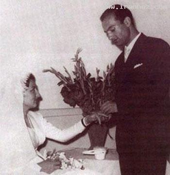 عکس هایی دیدنی و نایاب از عروسی دکتر شریعتی!