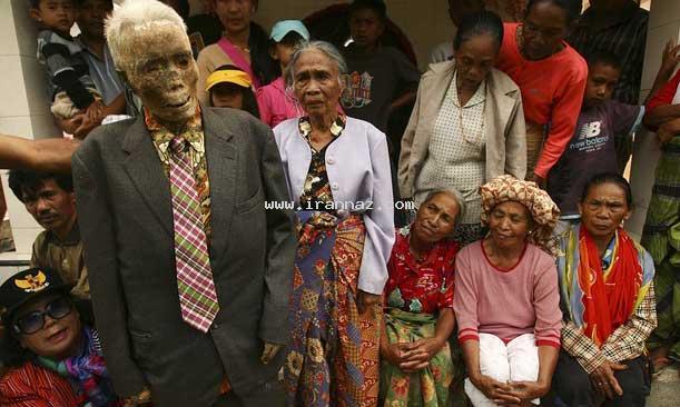 با خوش تیپ ترین جنازه در جهان آشنا شوید!! +عکس
