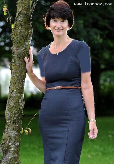 راز تناسب اندام این زن پس از 12 بار بارداری!! +عکس