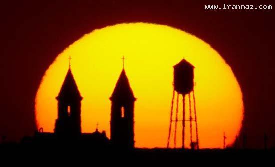 عکس های دیدنی و جالب پنجشنبه 23 شهریور 1391