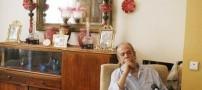 بازیگر معروف ایرانی که تلویزیون و موبایل ندارد +عکس