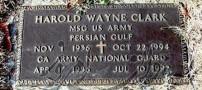 نام خلیج فارس روی سنگ قبر سرباز آمریکایی+عکس