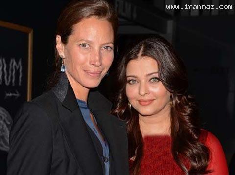 زیباترین خانم بازیگر جهان در سازمان ملل! (+عکس)