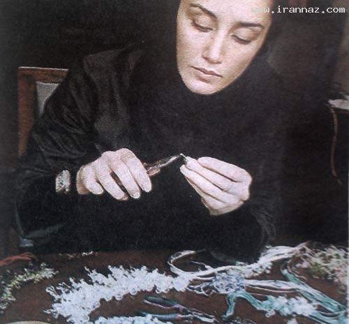 شغل جدید خانم سوپر استار سینمای ایران (+عکس)
