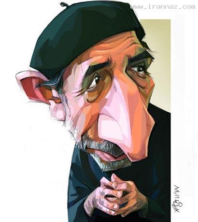 عکس های خنده دار از بازیگران مشهور سینمای ایران