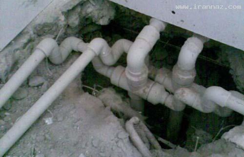 عکس های سوتی های خنده دار و عجیب مهندسی!