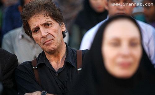 عکس های دردناک از چهره سوپر استار سینمای ایران