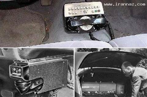 اولین تلفن های همراه قبل از اختراع موبایل (+تصاویر)