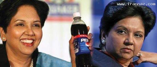 این زن قدرتمند و ثروتمند مدیرکل کارخانه پپسی است