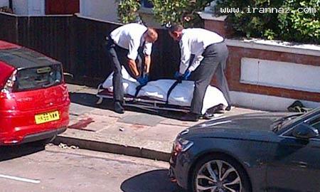وحشت مردم بخاطر سقوط جسد از آسمان! (+عکس)
