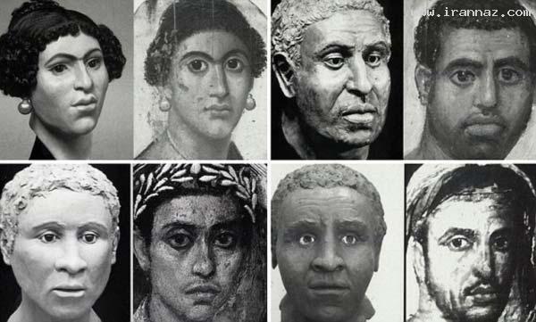 کشف عکسهای فتوشاپی از قرن اول میلادی (عکس)