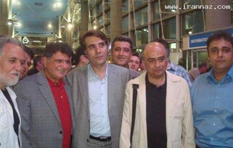 عکس های دیدنی از بازگشت استاد شجریان به ایران