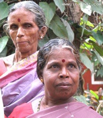 این دو زن کم توقع و کم دستمزدترین زنان دنیا هستند!