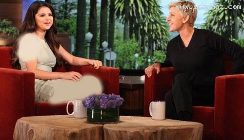 ترساندن سلنا گومز در برنامه زنده تلویزیونی (+تصاویر)