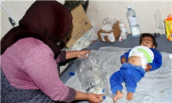 این کودک 2 ساله بینوا نمیخواهد که بمیرد!! (+عکس)
