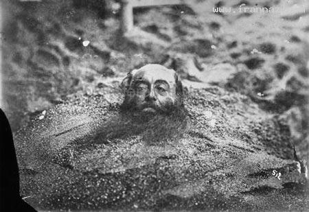 زنده به گور کردن، 130 سال پیش در ایران!! (+عکس)