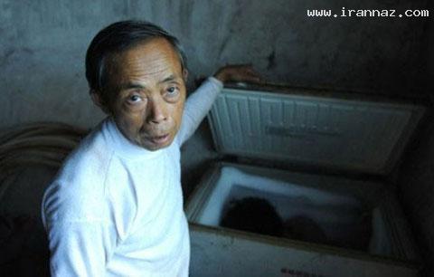 این پدر از جسد پسر خود جدا نمی شود!! (+عکس)