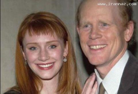 پدران زیباترین زنان هالیوود چه شکلی هستند (عکس)