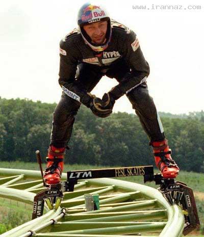 ماجراجویی شجاع ترین ورزشکاران جهان! (+تصاویر)