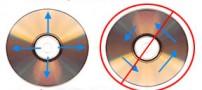 روش صحیح پاک کردن سی دی و دی وی دی