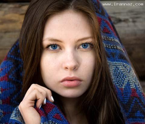 تصاویری از چهره واقعی دختری که همه را می ترساند