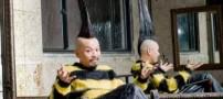 رکورد عجیب بلندترین مدل موی سیخ در جهان (عکس)