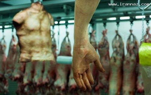 عکس های ترسناک ترین قصابی جهان در لندن (+18) ، www.irannaz.com
