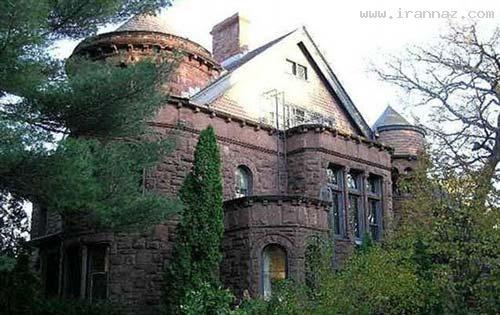 این مکان به خانه ارواح مشهور شده است! (+عکس)