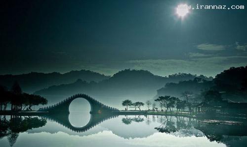 عکسهای چشم اندازهای شگفت انگیز و زیبای جهان