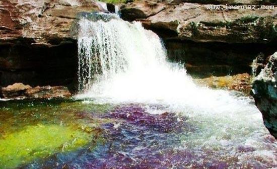 عکس هایی از رود کریستال کلمبیا، زیباترین رود جهان
