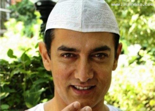 امیر خان بازیگر معروف هندی به سفر حج رفت!!