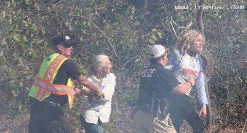 جنجال دستگیری بازیگر سرشناس آمریکایی (+تصاویر)