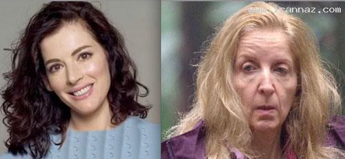 مقایسه عجیب و جالب این دو خانم 51 ساله با یکدیگر