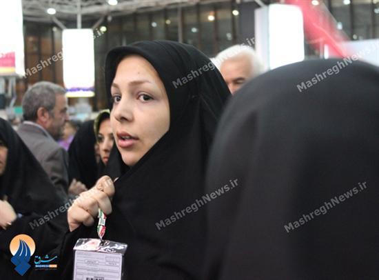 عکس هایی از بازیگران زن سینما با چادر و در راه مکه