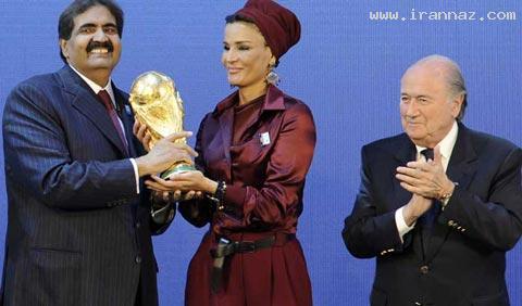 دختری 17 ساله عامل طلاق همسر شیرازی امیر قطر
