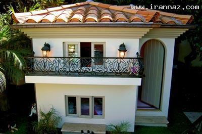 به نظر شما این خانه زیبا و مجلل متعلق به کیست؟!!