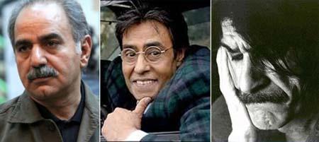 عکس های بازیگران مشهور سینما که خواننده شدند!!