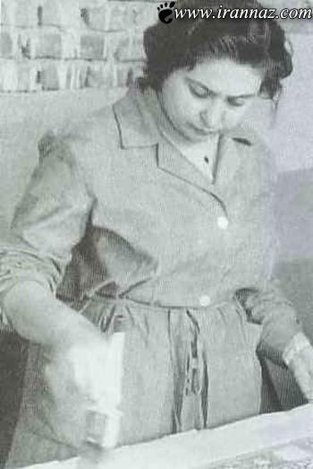 این زن اولین کسی است که مد را به ایران آورد! (عکس)