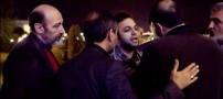 برخورد ماموران حراست برج میلاد با یک بازیگر (عکس)